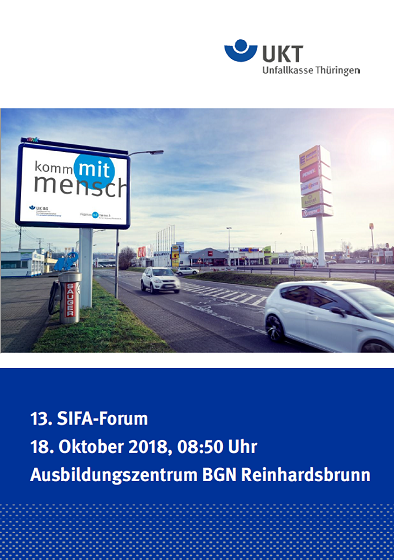 Flyer 13. SIFA-Forum 2018