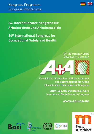 Flyer A+A-Kongress 2015 Auszug