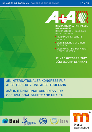 Flyer A+A Kongress 2017 Auszug