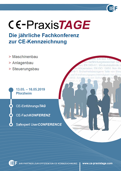 Flyer CE-Praxis­tage-2019