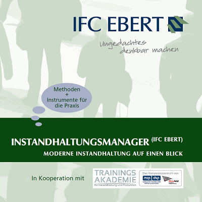 Flyer Instand­haltungs­manager IFC 2018