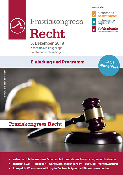 Flyer Praxiskongress-Recht-2018
